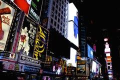Times Square Lizenzfreies Stockfoto