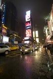 Times Square 5 fotos de archivo