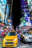 Times Square Fotografia Stock Libera da Diritti