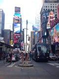 Times Square Imágenes de archivo libres de regalías