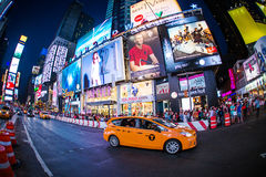 Times Square Immagine Stock