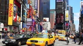 Times Square video estoque