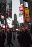 Times Square Imagen de archivo