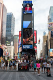 Times Square Image stock