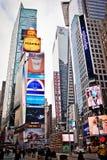 Times Square-AR-Morgen Stockfotos