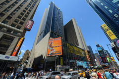 Times Square, Broadway, New York City Royalty Free Stock Image