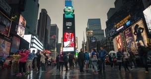 Times Square dans NYC Photo libre de droits