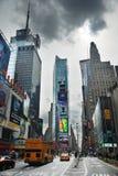 Times Square de New York City Fotos de archivo libres de regalías