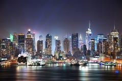 Times Square de New York City Photographie stock libre de droits