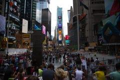 Times Square de New York City 4 Foto de Stock Royalty Free