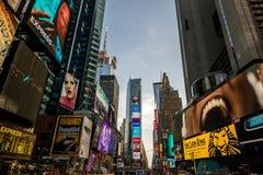 Times Square de New York City Images stock