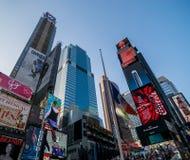 Times Square de New York City Images libres de droits