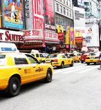 Times Square de NYC Photos libres de droits