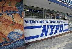 TIMES SQUARE DE NYC Imagenes de archivo