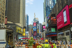 Times Square de NYC Photo stock
