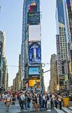 Times Square de NYC Images stock