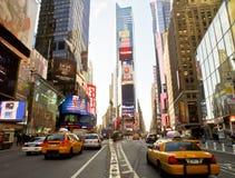 Times Square, de Stad van New York stock afbeeldingen
