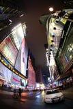 Times Square. De Stad van New York stock foto