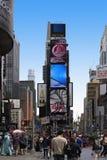 Times Square. De Stad van New York stock afbeelding
