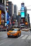 Times Square in de Stad van New York, NY de V.S. Stock Foto
