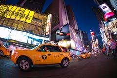 Times Square di New York City Fotografie Stock