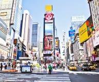 Times Square di NYC Fotografie Stock