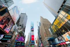 Times Square em New York foto de stock