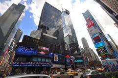 Times Square en 2011, New York City Photos libres de droits