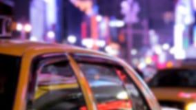 Times Square en Nueva York metrajes