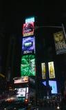 Times Square en NYC Imagen de archivo