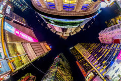 Times Square, featured with Broadway Theaters and huge number of Stock Photography