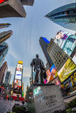Times Square, featured with Broadway Theaters and huge Stock Photos