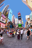 Times Square, featured Stock Image