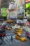 Times Square in New York City Stock Image