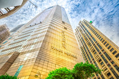 Times Square Hong Kong Royalty Free Stock Photography