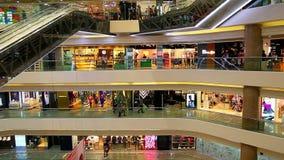 Times square, hong kong stock video
