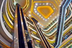 Times square interior , hong kong Stock Photos