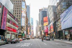 Times Square intersection Royalty Free Stock Photos