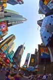 Times Square jest symbolem Miasto Nowy Jork Obraz Royalty Free
