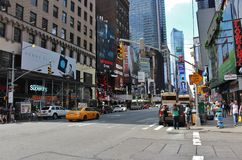 Times Square, Manhattan stock foto