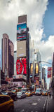 Times Square Manhattan Royalty Free Stock Images