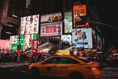 Times Square photo stock