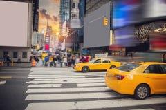 Times Square Manhattan New York royalty free stock photo