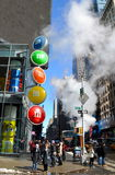 Times Square, Manhattan, NYC Royalty Free Stock Images