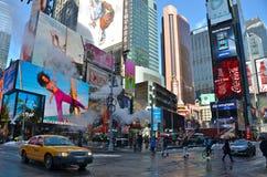Times Square, Manhattan, NYC Royalty Free Stock Photo