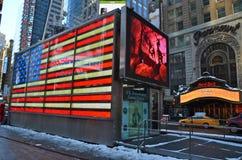 Times Square, Manhattan, NYC Stock Photos