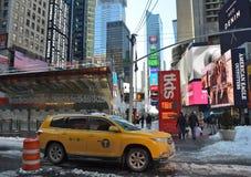 Times Square, Manhattan, NYC Stock Image