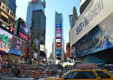 Times Square, Manhattan, NYC Royalty Free Stock Image