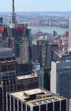 Times Square, Manhattan Stock Photo