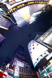 Times Square. Miasto Nowy Jork Obraz Royalty Free